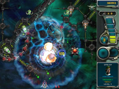 Screenshot für GALAXY REBELLION